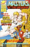 Cover for Satellitserien (Atlantic Förlags AB; Pandora Press, 1987 series) #12/1989