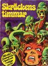 Cover for Skräckens timmar (Williams Förlags AB, 1973 series)