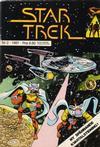 Cover for Star Trek (Atlantic Förlags AB, 1981 series) #2/1981