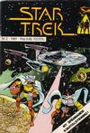 Cover for Star Trek (Atlantic Förlags AB, 1981 series) #2/1981