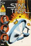 Cover for Star Trek (Atlantic Förlags AB, 1981 series) #3/1982