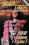 Cover for Star Trek: The Next Generation (Atlantic Förlags AB; Pandora Press, 1993 series) #2/1993