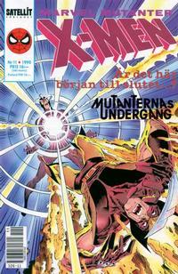 Cover Thumbnail for X-Men (SatellitFörlaget, 1990 series) #11/1990