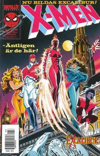Cover Thumbnail for X-Men (SatellitFörlaget, 1990 series) #3/1991