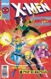 Cover Thumbnail for X-Men (SatellitFörlaget, 1990 series) #6/1991