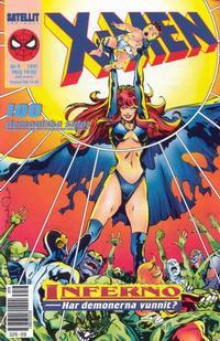 Cover Thumbnail for X-Men (SatellitFörlaget, 1990 series) #9/1991