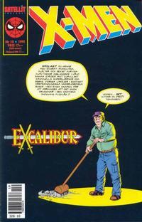 Cover Thumbnail for X-Men (SatellitFörlaget, 1990 series) #10/1991