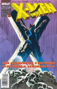 Cover Thumbnail for X-Men (SatellitFörlaget, 1990 series) #4/1992