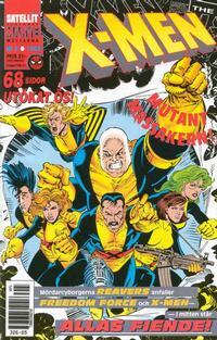 Cover Thumbnail for X-Men (SatellitFörlaget, 1990 series) #5/1992