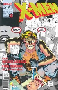 Cover Thumbnail for X-Men (SatellitFörlaget, 1990 series) #7/1992