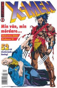 Cover Thumbnail for X-Men (SatellitFörlaget, 1990 series) #3/1993