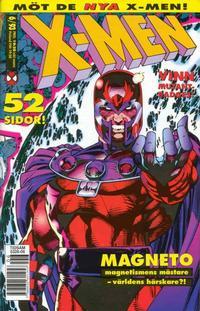 Cover Thumbnail for X-Men (SatellitFörlaget, 1990 series) #6/1993