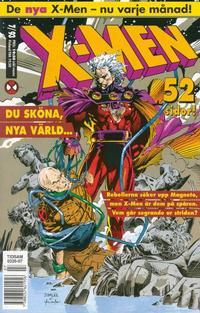 Cover Thumbnail for X-Men (SatellitFörlaget, 1990 series) #7/1993
