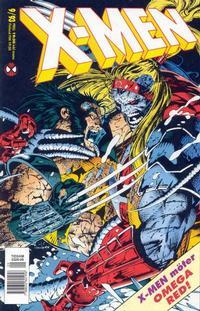 Cover Thumbnail for X-Men (SatellitFörlaget, 1990 series) #9/1993