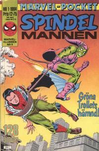 Cover Thumbnail for Marvel-pocket (Semic, 1984 series) #1/1984; 1