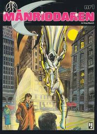 Cover Thumbnail for Månriddaren [album] (Hemmets Journal, 1980 series) #1