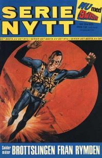 Cover Thumbnail for Serie-nytt [delas?] (Semic, 1970 series) #13/1970