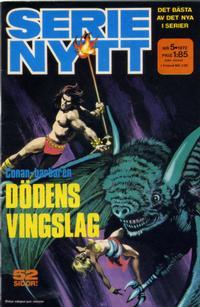 Cover Thumbnail for Serie-nytt [delas?] (Semic, 1970 series) #5/1972