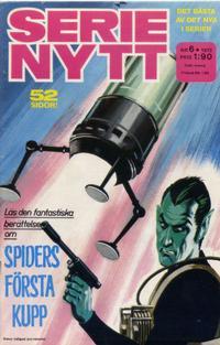 Cover Thumbnail for Serie-nytt [delas?] (Semic, 1970 series) #6/1973
