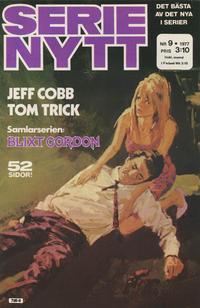 Cover Thumbnail for Serie-nytt [delas?] (Semic, 1970 series) #9/1977