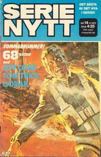 Cover Thumbnail for Serie-nytt [delas?] (Semic, 1970 series) #14/1977