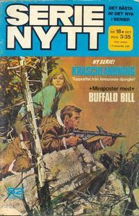 Cover Thumbnail for Serie-nytt [delas?] (Semic, 1970 series) #18/1977
