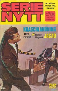 Cover Thumbnail for Serie-nytt [delas?] (Semic, 1970 series) #19/1977