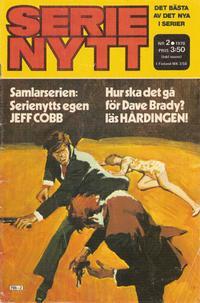 Cover Thumbnail for Serie-nytt [delas?] (Semic, 1970 series) #2/1978