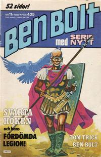 Cover Thumbnail for Serie-nytt [delas?] (Semic, 1970 series) #11/1980