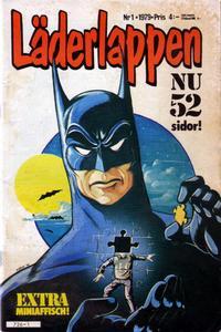 Cover Thumbnail for Läderlappen (Semic, 1976 series) #1/1979