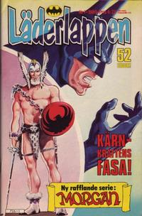Cover Thumbnail for Läderlappen (Semic, 1976 series) #1/1980