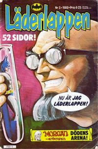 Cover Thumbnail for Läderlappen (Semic, 1976 series) #3/1980