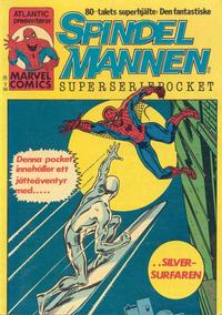 Cover Thumbnail for Spindelmannen superseriepocket (Atlantic Förlags AB, 1979 series) #5