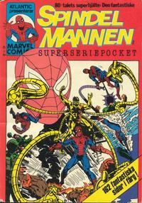 Cover Thumbnail for Spindelmannen superseriepocket (Atlantic Förlags AB, 1979 series) #6