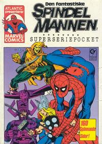 Cover Thumbnail for Spindelmannen superseriepocket (Atlantic Förlags AB, 1979 series) #11