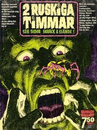Cover Thumbnail for 2 ruskiga timmar (Williams Förlags AB, 1973 series)