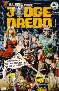 Cover Thumbnail for Judge Dredd (Eagle Comics; Pingvinförlaget, 1984 series) #1/1985