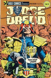 Cover Thumbnail for Judge Dredd (Eagle Comics; Pingvinförlaget, 1984 series) #9/1985