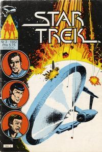 Cover Thumbnail for Star Trek (Atlantic Förlags AB, 1981 series) #3/1982