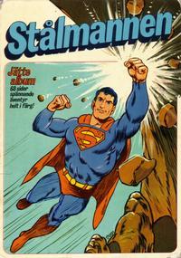Cover Thumbnail for Stålmannen jättealbum (Williams Förlags AB, 1969 series) #[1969]