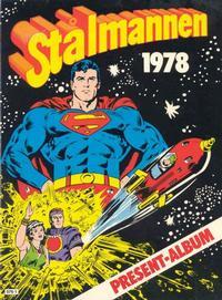 Cover Thumbnail for Stålmannen [julalbum] (Semic, 1978 series) #1978