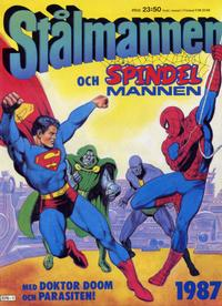 Cover Thumbnail for Stålmannen [julalbum] (Semic, 1978 series) #1987