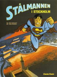 Cover Thumbnail for Stålmannen i Stockholm (Carlsen/if [SE], 1990 series) #[nn]