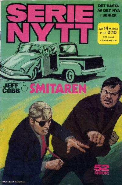 Cover for Serie-nytt [delas?] (Semic, 1970 series) #14/1973