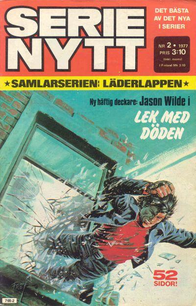 Cover for Serie-nytt [delas?] (Semic, 1970 series) #2/1977