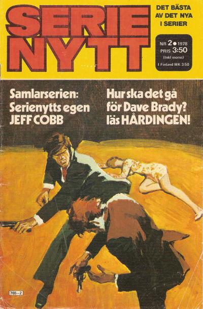 Cover for Serie-nytt [delas?] (Semic, 1970 series) #2/1978