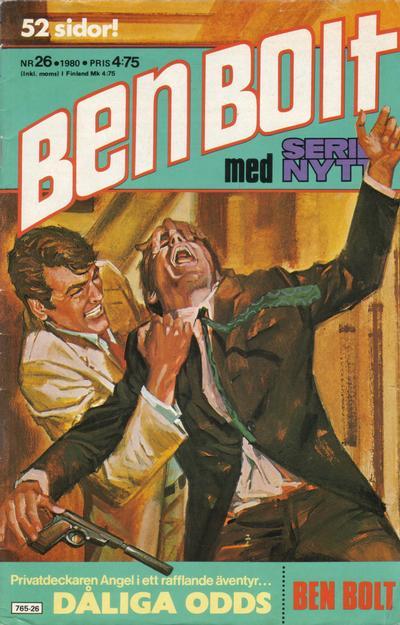 Cover for Serie-nytt [delas?] (Semic, 1970 series) #26/1980