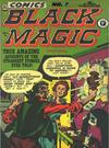 Cover for Black Magic Comics (Arnold Book Company, 1952 series) #7