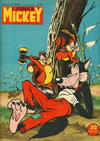 Cover for Le Journal de Mickey (Disney Hachette Presse, 1952 series) #92