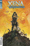 Cover for Xena (Dynamite Entertainment, 2018 series) #2